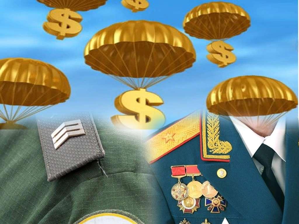 пособия при увольнения военнослужащего